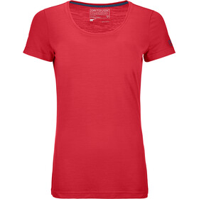 Ortovox W's 150 Cool Clean T-Shirt Hot Coral